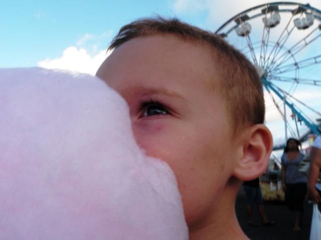Bayfest - fun at the carnival!
