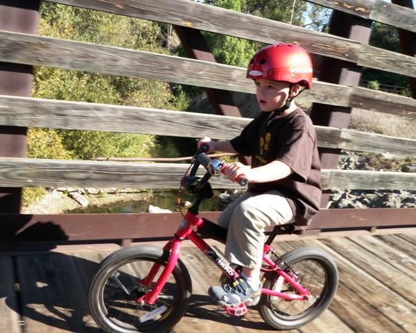 Big Monday bike adventure!