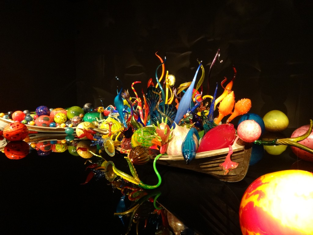 The Chihuly Glass  Museum was just unbelievable. Thank you, Grammie, for suggesting we go!