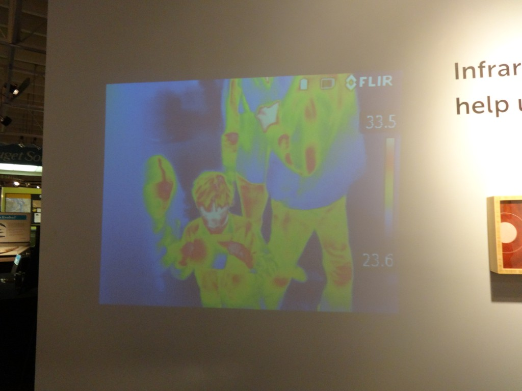 Thermal imaging is fun!